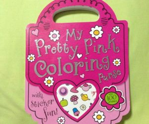 My Pretty Pink Coloring Purse: $1.99 (was $2.99)