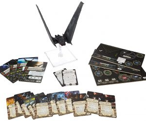 Star Wars: X-Wing – Upsilon-class Shuttle: $6.88 (was $39.95)
