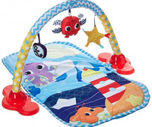 Little Tikes Soothe 'n Spin Activity Gym: $15.22 (was $29.99)