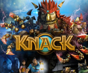 Knack (PlayStation 4): $17.18 (was $59.99)