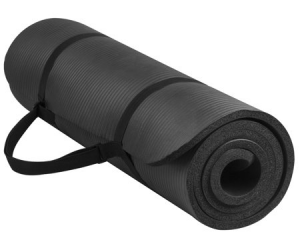 $12.99 (was $20): 1/2-Inch High Density Foam Exercise Yoga Mat