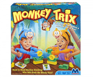 Monkey Trix – Family Board Game: $7.72 (was $15.88)