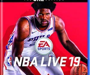 NBA Live 19 – The One Edition – PS4 [Digital Code]: $3.99 (was $38.17)