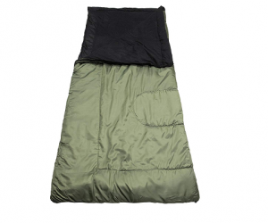 World Famous Sports 40 Degree Sleeping Bag: $13.39 (was$22.66)