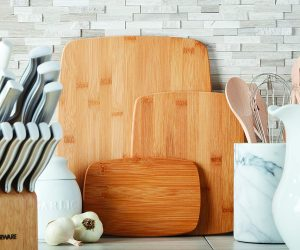 Farberware Bamboo Cutting Board Set of 3: $7.50 (was $12.99)