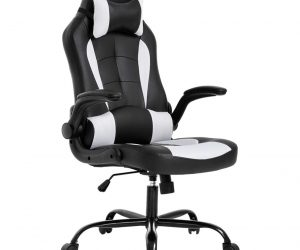 BestMassage Office/Gaming High Back Chair: $64.88 (was$99.99)