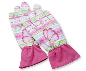 Melissa & Doug Cutie Pie Butterfly Gardening Gloves: $4.63 (was $5.99)