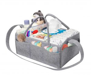 EDEN Baby Diaper Caddy Organizer: $9.99 After Coupon (was $19.99)