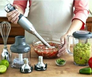KitchenAid 3-Speed Hand Blender: $34.99 (was $49.95)