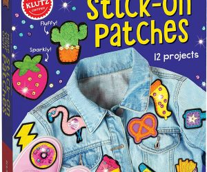Klutz Make Your Own Stick-On Patches: $5.17 (was $19.99)