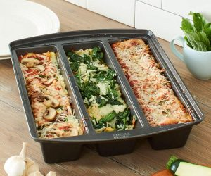 Chicago Metallic Professional Lasagna Trio Pan: $19.99 (was $29.99)