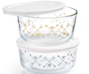 $6.63 (was $16.99) Pyrex 4-Pc. Storage Set