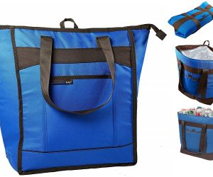 Rachael Ray Jumbo Insulated Thermal Tote: $12.63 (was $17.99)