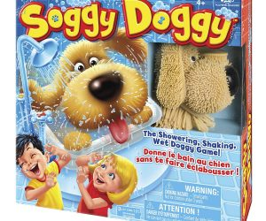 Soggy Doggy Board Game with Interactive Dog Toy: $9.97 (was $13.90)
