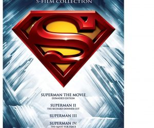 Superman 5 Film Collection [DVD]: $9.74 (was$17.99)