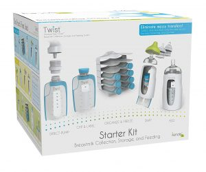 Twist Breastfeeding Starter Kit: $18.99 (was $39.99)