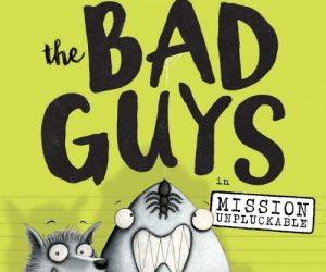 The Bad Guys in Mission Unpluckable (Paperback): $2.62 (was$5.99)