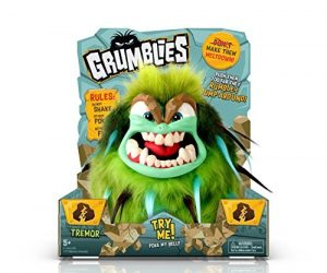 Grumblies Tremor, Green: $7.88 (was $13.23)