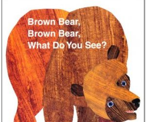 Brown Bear, Brown Bear, What Do You See? My First Reader: $5.21 (was$8.99)