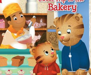 Daniel's Sweet Trip to the Bakery: A Scratch-&-Sniff Book: $4.33 (was$7.99)
