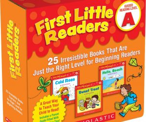 First Little Readers Parent Pack: 25 Irresistible 1st Level Books: $7.41 (was$17.99)