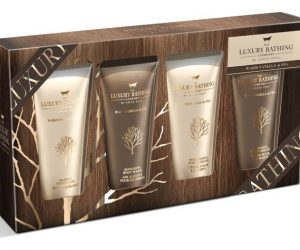 Grace Cole Warm Vanilla & Fig Soothe & Pamper Set: $6.98 (was$17)