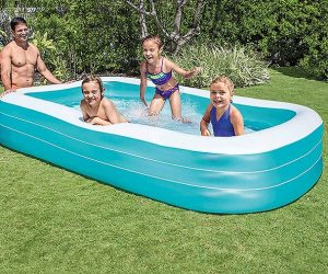 Intex Swim Center Family Inflatable Pool, 120″ X 72″ X 22″: $17.99 (was $39.99)