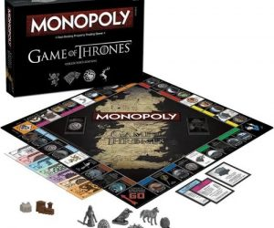 Monopoly Game of Thrones Board Game for Adults: $23.49 (was $29.99)