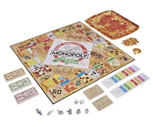 Monopoly Pizza Board Game: $9.99 (was $19.99)