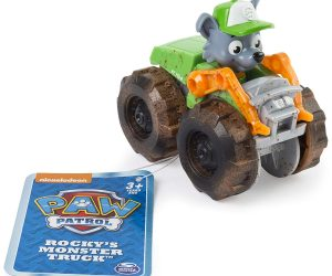 Paw Patrol – Rescue Racer – Rocky's Monster Truck: $6.81 (was $16.58)