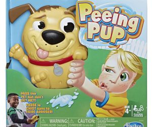 Hasbro Peeing Pup Game: $6.45 (was $19.99)