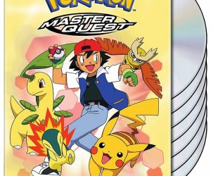 Pokemon: Master Quest – The Complete Collection [DVD]: $11.99 (was$34.97)