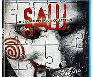 Saw 1-7 Movie Collection [Bluray + Digital]: $11.99 (was$24.99)