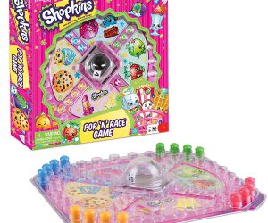 Shopkins Pop N Race Game: $2.48 (was $10.99)