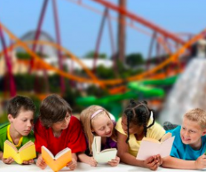 K-6 Teachers and Homeschool Educators: Get FREE Six Flags Tickets for Your Students with Read to Succeed
