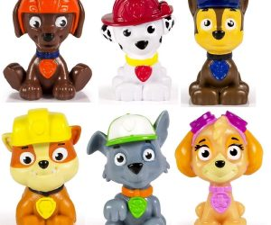 Spin Master Paw Patrol Figure Set 6 Piece: $8.39 (was $14.99)
