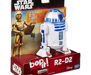Hasbro Gaming Star Wars Bop It Game: $7.99 (was $16.99)