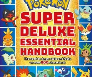 Super Deluxe Essential Pokémon Handbook: $11.96 (was $14.99)