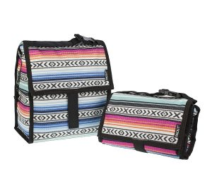 PackIt Freezable Lunch Bag with Zip Closure, Fiesta: $9.93 (was $19.99)