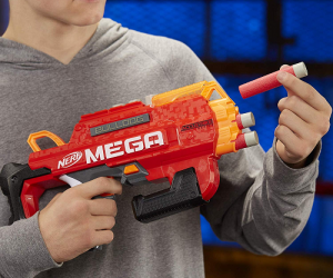 NERF Accustrike Mega Bulldog Toy: $11.98 (was $19.99)