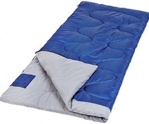 AmazonBasics Envelope Sleeping Bag: $12.99 (was $21)