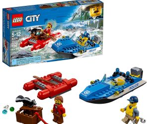 LEGO City Wild River Escape: $11.99 (was $19.99)