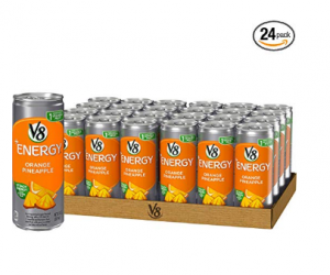 V8 +Energy, Healthy Energy Drink (Case of 24): $9.10 (was$14)