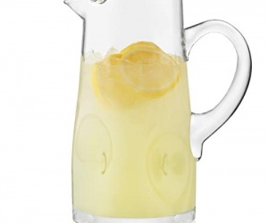 Libbey Impressions Pitcher: $12.99 (was $19.99)