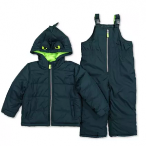 Carters Dinosaur Snowsuit