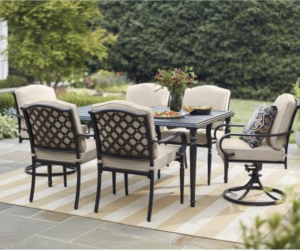 Hampton Bay Patio Set Deal